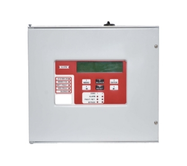 2 Zone Gas Detection System - GDS-2