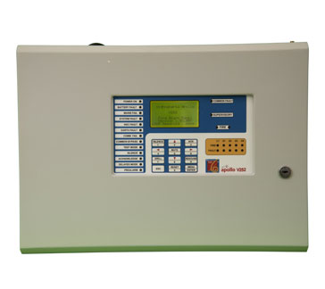 2 Loop Addressable Fire Alarm Panel v.252.2