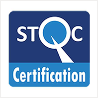 STQC Certification Logo