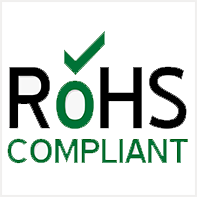 ROHS Compliant Certification Logo